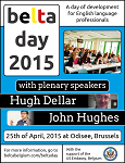 Belta Day 2015, op 25 april in Brussel