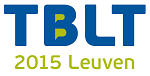 International Conference on Task-Based Language Teaching, 16-18 september 2015 Leuven